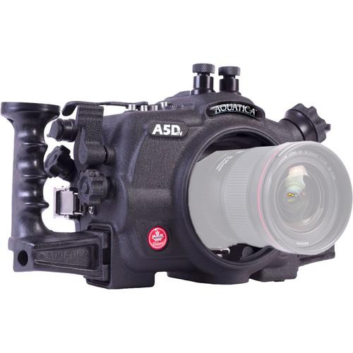 Aquatica A5DMkIV Underwater Housing for Canon EOS 5D Mark IV (Dual Ikelite TTL Strobe Connectors)