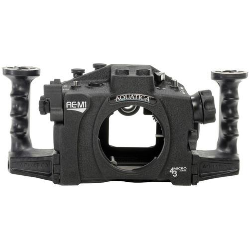 Aquatica AE-M1 Underwater Housing for Olympus OM-D E-M1 (Dual Optical Strobe Connectors)