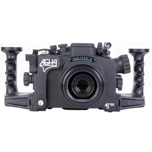Aquatica AGH4 Underwater Housing for Panasonic GH4 (Dual Optical Strobe Connectors)
