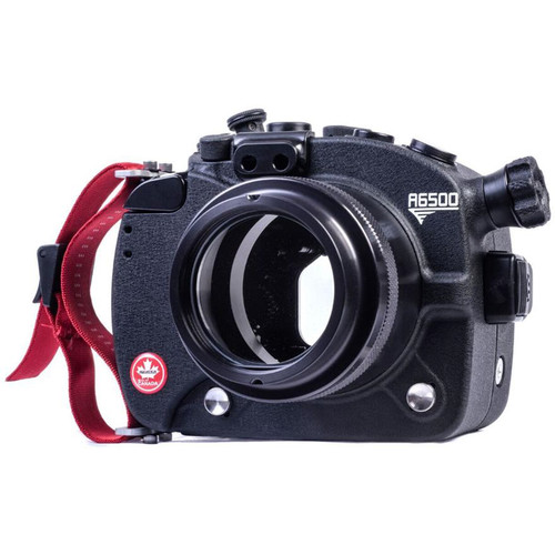 Aquatica A6500 Underwater Housing for Sony Alpha a6500 (Ikelite Strobe Connector)