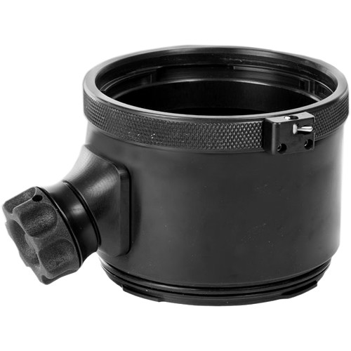 "Aquatica Lens Port Extension Ring with Focus Knob for DSLR Housings (2.9"")"