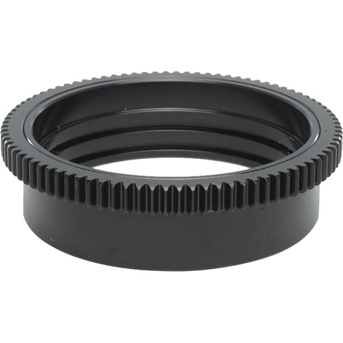 Aquatica 48690 Zoom Gear for Nikon 17-35mm f/2.8D IF-ED in Lens Port on Underwater Housing