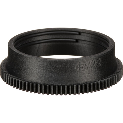 Aquatica 48722 Zoom Gear for Nikon 14-24 & 24-70mm f/2.8 or Tokina AT-X 11-16 f/2.8 & 12-24mm f/4 in Lens Port on Underwater Housing