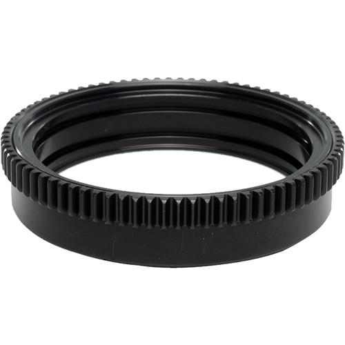 Aquatica 49002 Focus Gear for Canon 24mm f/1.4L USM II Lens in Port on Underwater Housing