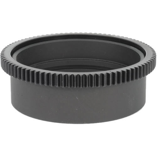 Aquatica 49005 Zoom Gear for Canon 24-105mm f/4L IS USM in Lens Port on Underwater Housing