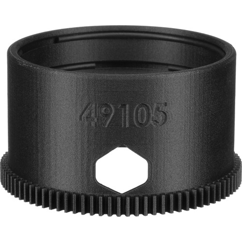 Aquatica 49105 Zoom Gear for Sony FE 16-35mm f/2.8 GM in Lens Port on Underwater Housing