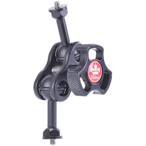 "Aquatica Delta 3 Mini Focus Light Arm Set with Two Short 1"" Ball Sections"