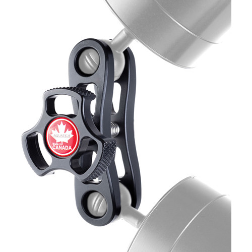 """Aquatica Delta 3 Extended Ball Joint Clamp for 1"""" Ball Arms"""