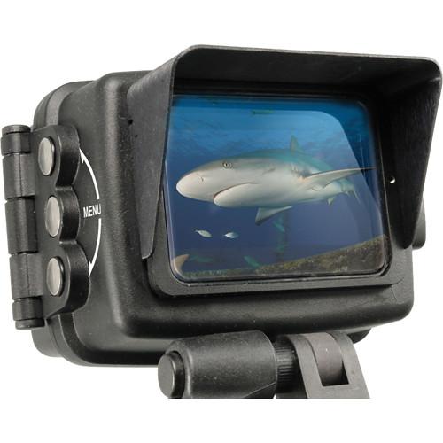 "Aquatica Amphibico 3.5"" OLED Monitor for Underwater Camera Housings"