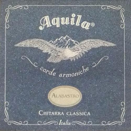 Aquila 20C Alabastro Classical Guitar String Set (6-String Set, Superior Tension)