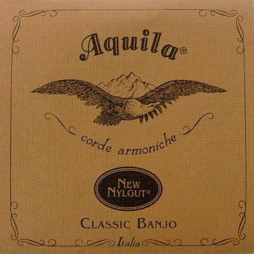 Aquila 1B New Nylgut Medium Tension 5-String Timeless Banjo Set