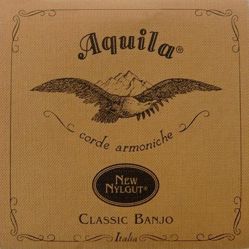 Aquila 2B New Nylgut Light Tension 5-String Timeless Banjo Set
