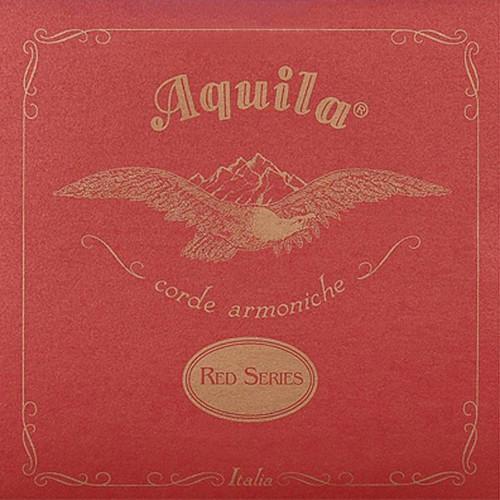 Aquila 88U Red Series Nylgut Tenor Ukulele Strings (Low G)