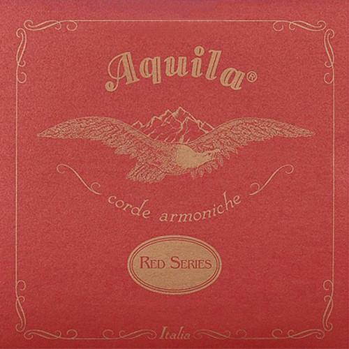 Aquila 88U Red Series Nylgut Tenor Ukulele Strings (Low G)
