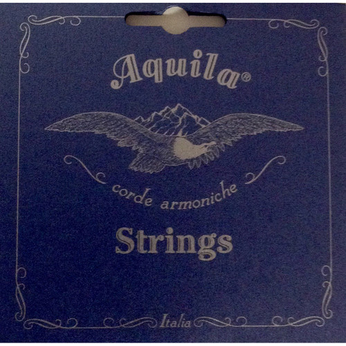 Aquila 156U Low D Baritone Uke String Set - Wound D,G,DGBE Tune, Sugar B,E New