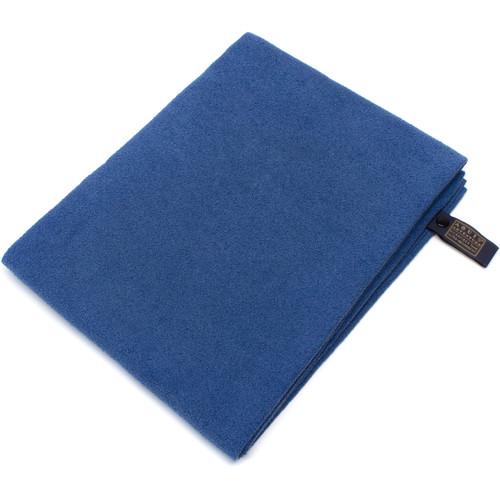 "AQUIS Microfiber Towel (Blueberry, 19 x 39"")"