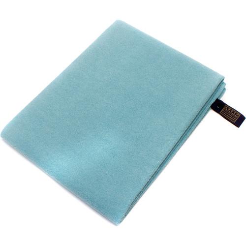 """AQUIS Microfiber Towel (Green, 19 x 39"""")"""