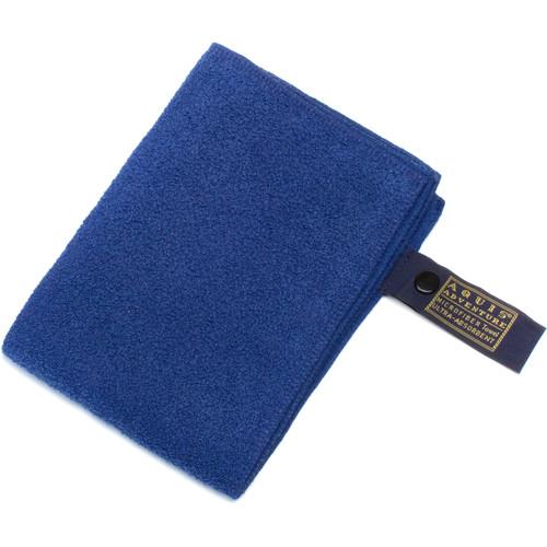 "AQUIS Microfiber Towel (Blueberry, 10 x 14"")"
