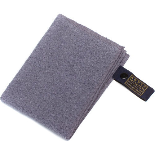 "AQUIS Microfiber Towel (Graphite, 10 x 14"")"