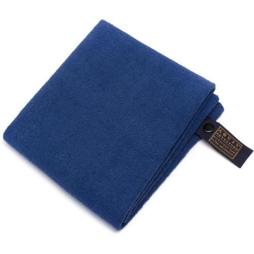 "AQUIS Microfiber Towel (Blueberry, 15 x 29"")"