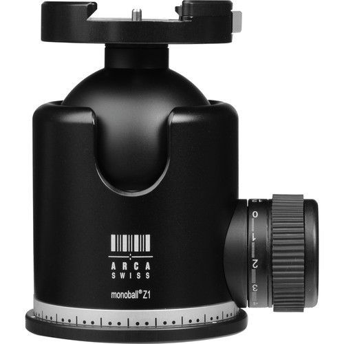 Arca-Swiss MonoballFix Z1 Single Panorama Ball Head