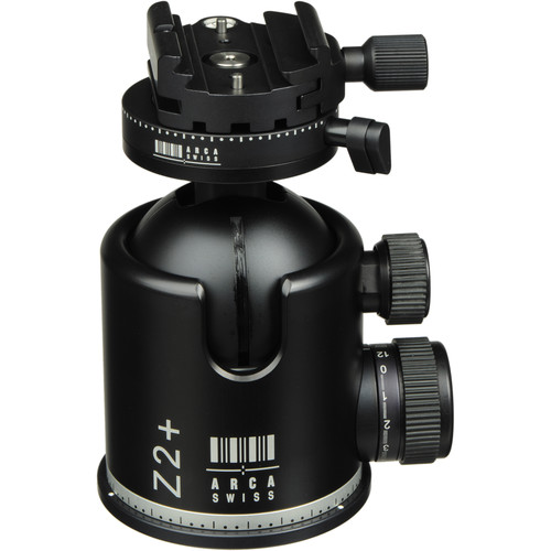 Arca-Swiss Monoball Classic Z2+ Double Panorama Ball Head