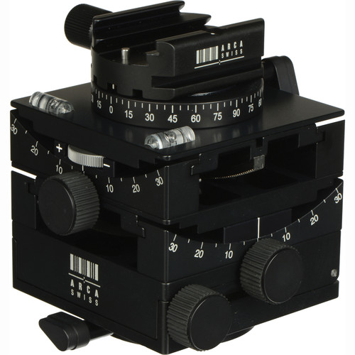 Arca-Swiss C1 Cube Geared Head with Arca Classic Quick Release