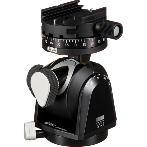 Arca-Swiss d4m Tripod Head with a Classic Knob Quick Release (Manual)