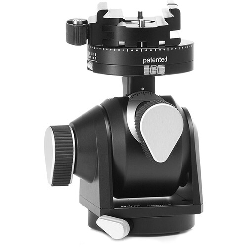 Arca-Swiss d4m Tripod Head with a FlipLock Lever Quick Release (Manual)