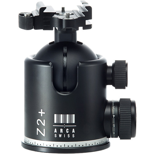 Arca-Swiss Monoball Z2+ Ball Head (FlipLock Device)
