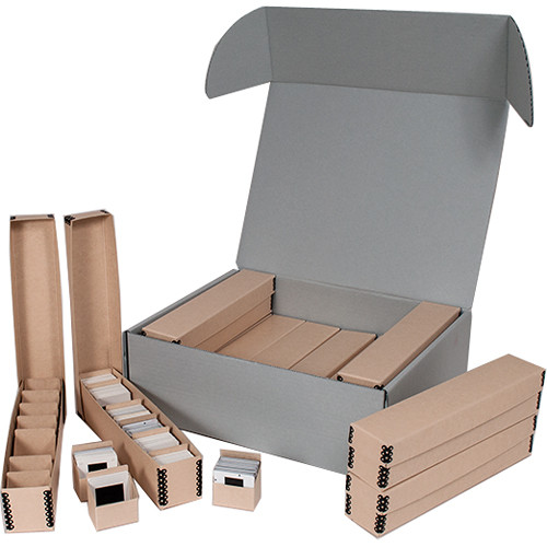 Archival Methods 35mm Slide Storage Kit 2400