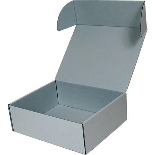 "Archival Methods 14.75 x 12.1 x 5.0"" Artifact Box (Blue/Gray)"