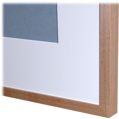 "Archival Methods Gallery 12 Wood Frame Kit (18 x 24"", Natural Maple)"