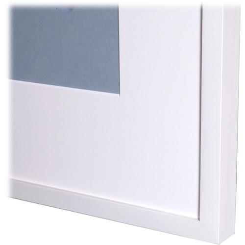 """Archival Methods Gallery 12 Wood Frame Kit (18 x 24"""", White)"""