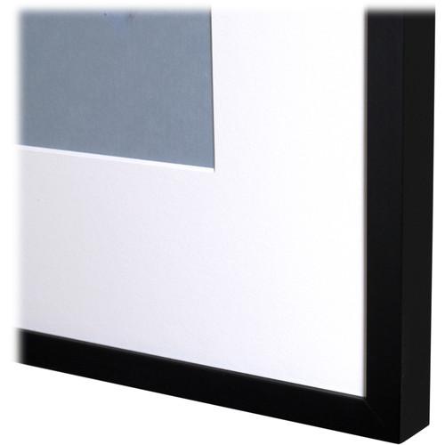 "Archival Methods Gallery 12 Wood Frame Kit (18 x 24"", Black)"
