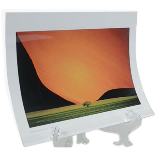"""Archival Methods 3-Sided Sleeves (8.5 x 11"""", 100-Pack)"""