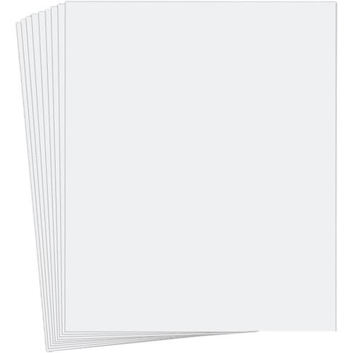 """Archival Methods 8-Ply 32 x 40"""" Bright White Museum Board (5-Pack)"""