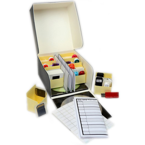 Archival Methods Storage Kit for up to 48 USB Drives / Memory Cards