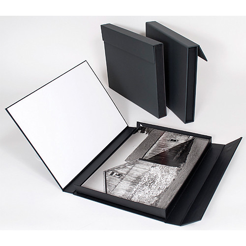 Archival Methods Accent Portfolio (Black)