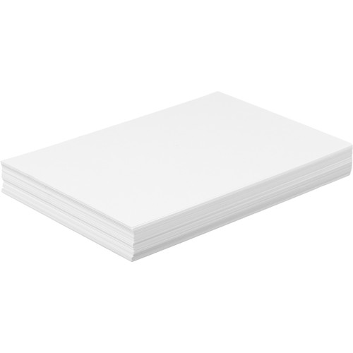 """Archival Methods Archival White Paper (A5, 8.3 x 5.8"""", 100 Sheets)"""