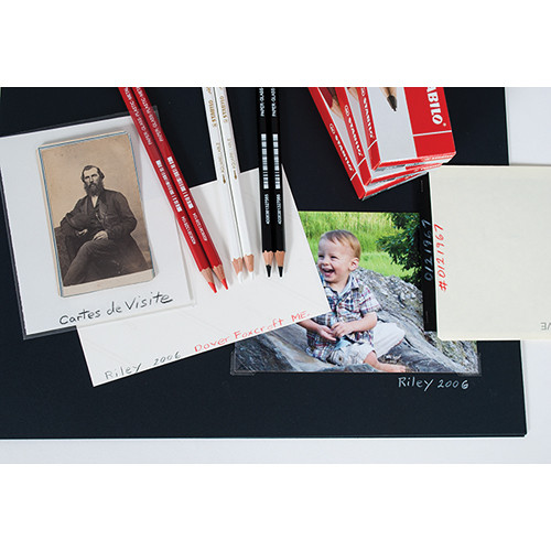 Archival Methods Stabilo-All Pencils (White, 12-Pack)