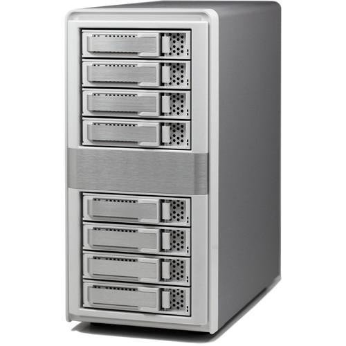 Areca ARC-4038X 80TB 8-Bay RAID Array (8 x 10TB) with PCIe RAID controller
