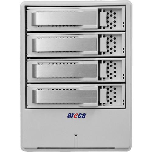 Areca 12TB Thunderbolt ARC-5026 RAID Storage