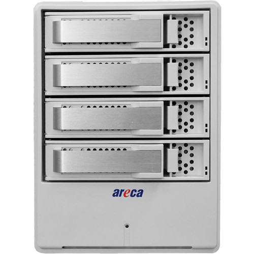 Areca ARC-5026 4-Bay Thunderbolt RAID Enclosure