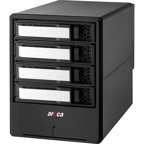 Areca ARC-8050T3 4-Bay Thunderbolt 3 RAID Enclosure
