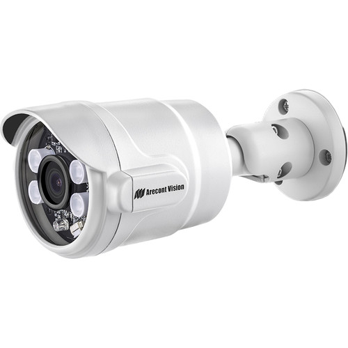 Arecont Vision Contera AV05CMB-100 5MP Outdoor Network Micro Bullet Camera