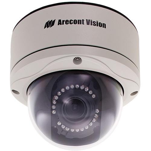 Arecont Vision AV10255AMIR-H MegaDome2 10 Mp Day & Night IP Camera
