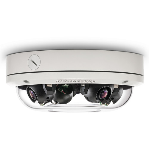 Arecont Vision SurroundVideo Omni G2 Series 12MP Outdoor Vandal-Resistant Network Dome Camera (No Lens)