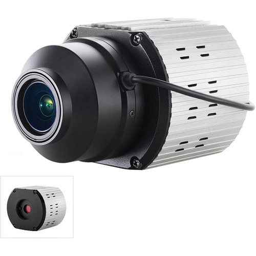 Arecont Vision MegaVideo Ultra HD AV12ZMV-301 12MP Outdoor PTZ Network Box Camera (No Lens)