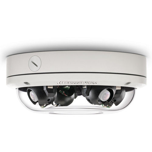 Arecont Vision SurroundVideo Omni G2 Series 20MP Outdoor Vandal-Resistant Network Dome Camera (No Lens)